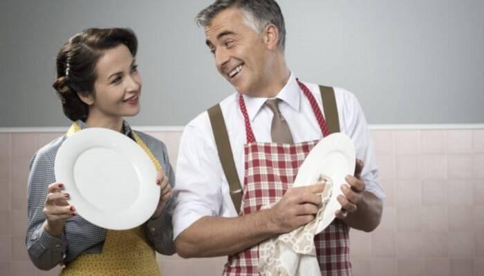 Почему важно мыть посуду в семье?