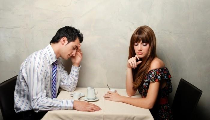 Ошибки мужчин и женщин при знакомстве.