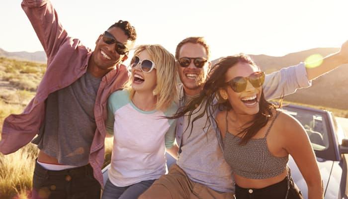 Как найти новых друзей и расширить свой круг общения?