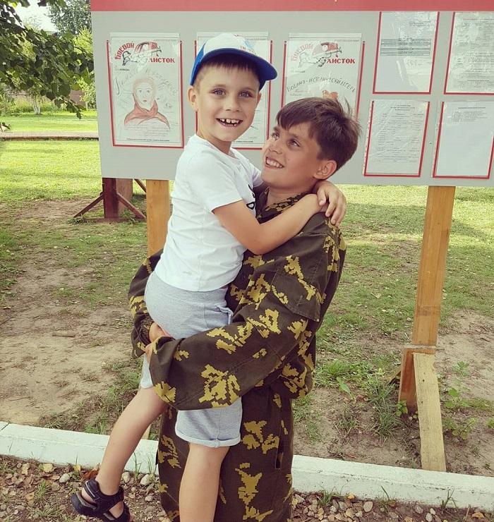 Как выглядят два сына очаровательной Сабины Пантус, которые растут без отца
