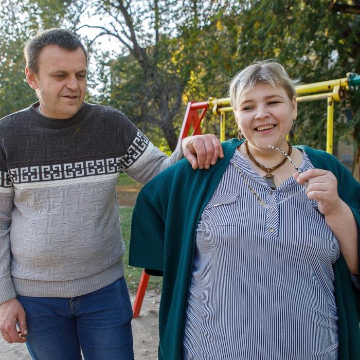 Самая большая женщина в стране, Наталья Руденко, похудела и стала красоткой.