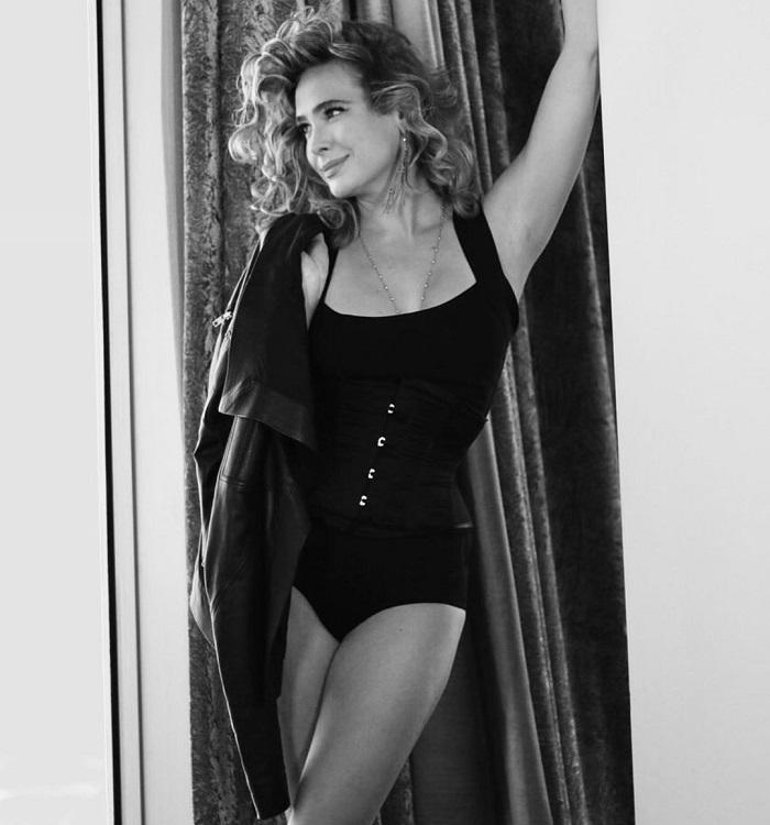"""Анна Горшкова: Как топ-модель стала известной актрисой, сыгравшая """"Бедную Настю"""""""