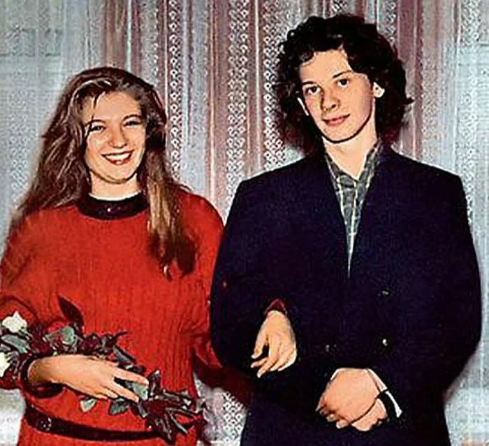 Даниил Спиваковский: После развода с Ардовой, женился на стюардессе, которая родила ему троих детей.