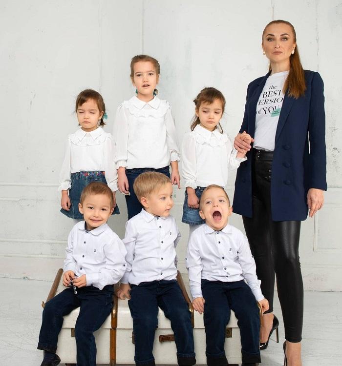 Как сегодня живет Оксана Кобелецкая – мать-одиночка шестерых детей, которую бросил муж.