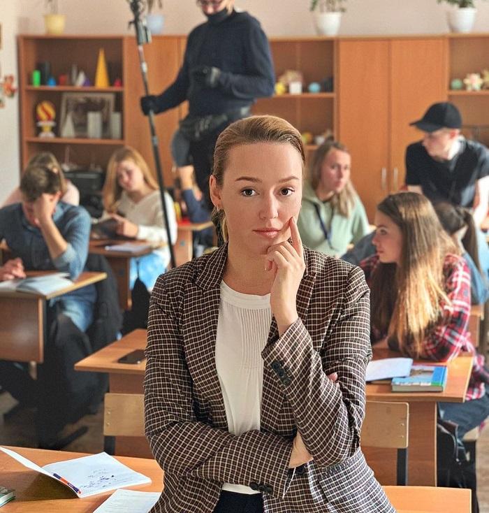 """Как выглядит единственная дочь-актриса Дальвина Щербакова, которого прозвали """"советский Ален Делон""""."""