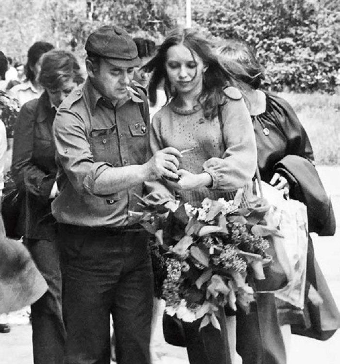 Играла с Высоцким даже не зная его, так как в семье не было телевизора. Ирина Мазуркевич и ее необыкновенная любовь.