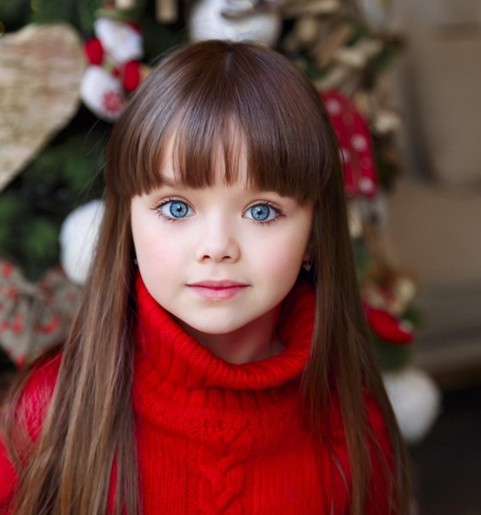 Жизнь Анастасии Князевой – самой красивой девочки в мире, которая снималась в рекламах мировых брендов.