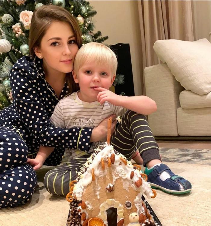 Как выглядит новый красавчик-возлюбленный Анны Михайловской, который является молодым бизнесменом
