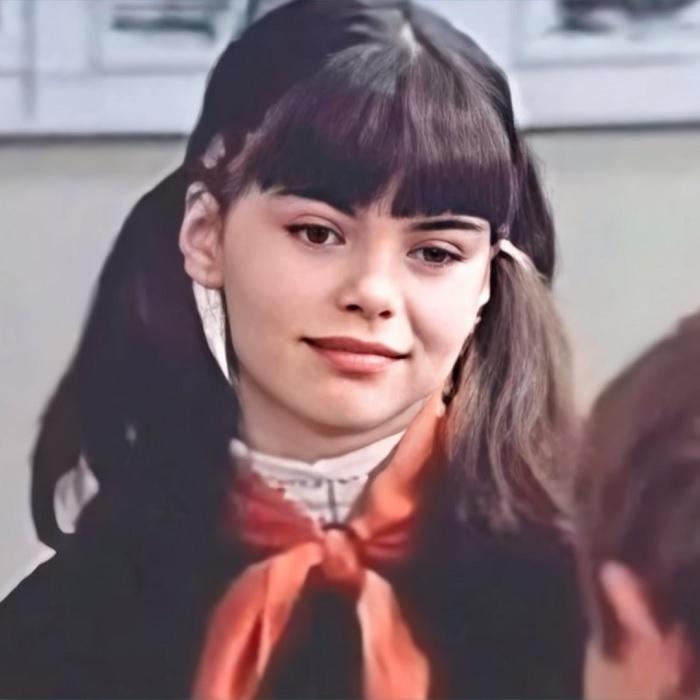 """Инна Чуркина начала свой путь с роли в фильме """"Гостья из будущего"""", потом стала моделью и сменила фамилию на Гомес"""